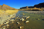 Rio Grande, Big Bend Nationalpark, Texas