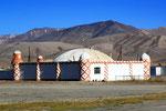 Moschee, Alichur, Pamir, Tadschikistan
