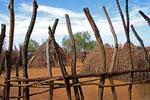 Karo-Dorf, Omo-Tal