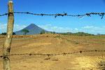 Vulkanlandschaft, Nikaragua