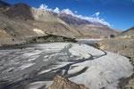 Kali Gandaki bei Kagbeni, Mustang