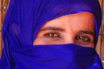 Beduinenfrau, Wahiba Sands