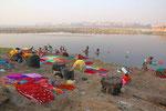 Yamuna River, Agra, Uttar Pradesh