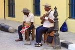Havanna, Straßenmusikanten