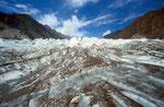 Batura-Gletscher, Karakorum, Pakistan