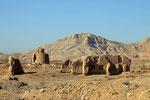 Taubenturm in der Nähe von Isfahan