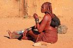 Himba, Western Etosha