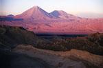 Vulkan Licancabur, Atacama, Bolivien/Chile