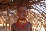 Mädchen der Karo, Omo-Tal