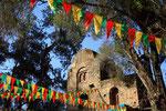 Debre Berhan Selassie Kloster, Gondar