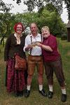 Unsere Gäste aus Bayern,es war eine große Überraschung.