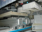 Maschinenzinken in Bearbeitung