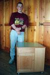 Daniel Scherzinger 1987 -1991