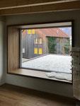 Sitzfensterfutter, Gemütlichkeit verbunden mit schöner Aussicht