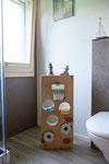 Spezial WC-Rollenhalte, Arvemassiv