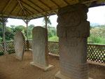 San Augustin, Archeological site