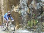 Downhill biking tour in Baños