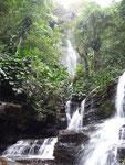 San Gil, Juan Curi Waterfalls