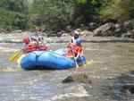 San Gil, Rafting trip