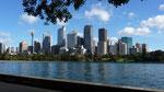 Skyline Sydney and Opera House