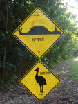 Funny australian road signs