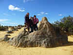 Day trip to the Pinnacles with Shanis parents