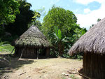 Lost City Tour, This is how the Cogi Indians live in the jungle