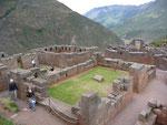 Inka ruins near Cusco