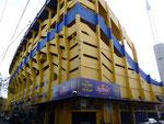 """The soccer stadium of """"Boca Juniors"""""""