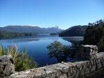 Idyllic landscape in Bariloche