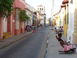 Cartagena, Locals and how they live