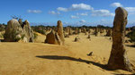 The Pinnacles near Perth... Out of this world!