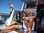 Nicki (England), Matt (Australia) and me