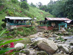 Lost City Tour, Houses of some local people living in the middle of the jungle