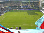 Football game (Boca Juniors vs. Arsenal) in Buenos Aires