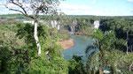 Iguazu Waterfalls (Argentinean side)