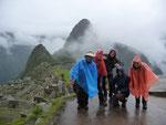 Machu Picchu, here we are