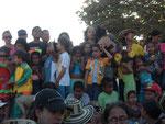 Baranquilla Carnival, Local kids