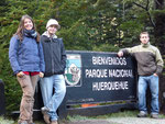 Hike through Huerquehue National Park with Daniel and Bruce (German)