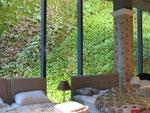 grüne wand - nouvel-hotel wien - 2011 - © ulf leitner