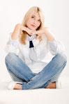Model Barbara G. von Modern-Models & Concerts, Make-up & hairstyling: Ulrike Tiesler