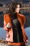 Model Manja von Modern-Models & Concerts, makeup & Hairstyling Ulrike Tiesler