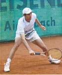 Turniersieger Alejandro Dominguez, TC Stetten/F