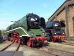 Zwei Renner von der Deutschen Reichsbahn - 18 201 & 01 1531-1