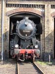 Die 52 6666 hat für eine Lokomotive einen ungewöhnlichen Spitznamen: Gruppen-6