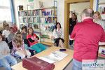 Begegnungstage in der Schulbibliothek