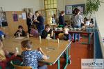 Begegnungstage Kindergarten Reding mit Pädagoginnen
