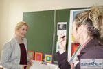 Acrylbilder malen nach Josef Albers,