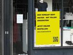 """Ihr Schaufenster wird zur """"Brücke"""" zum Online-Shop"""