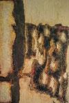 Porte du Vieux Panier 2 Acrylique sur toile 35x55cm 2016